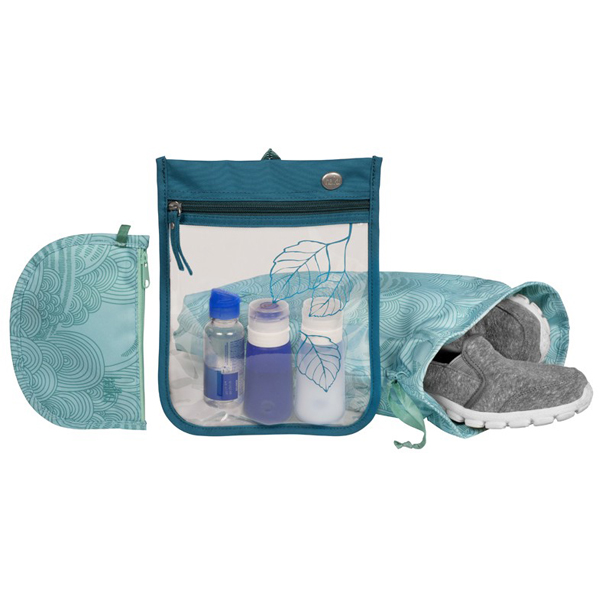 EarthHero - Travel Bag Set 3