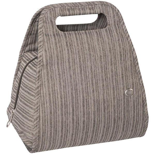 EarthHero - Repast Insulated Lunch Bag - Gray Poplar