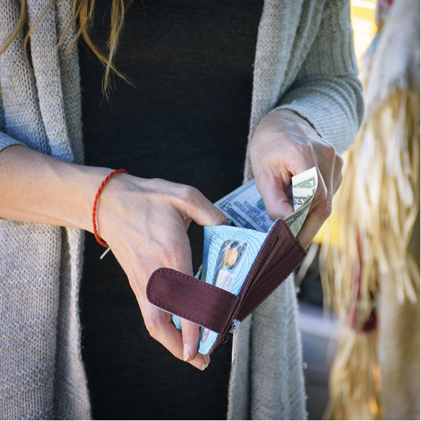 EarthHero - Kismet RFID Wallet 4