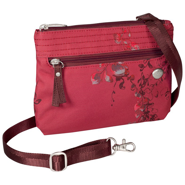 EarthHero - Impulse Crossbody Bag - Cinnabar Wisteria Print