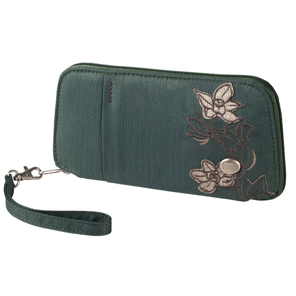 EarthHero - Fortitude Travel Wallet - Balsam Green