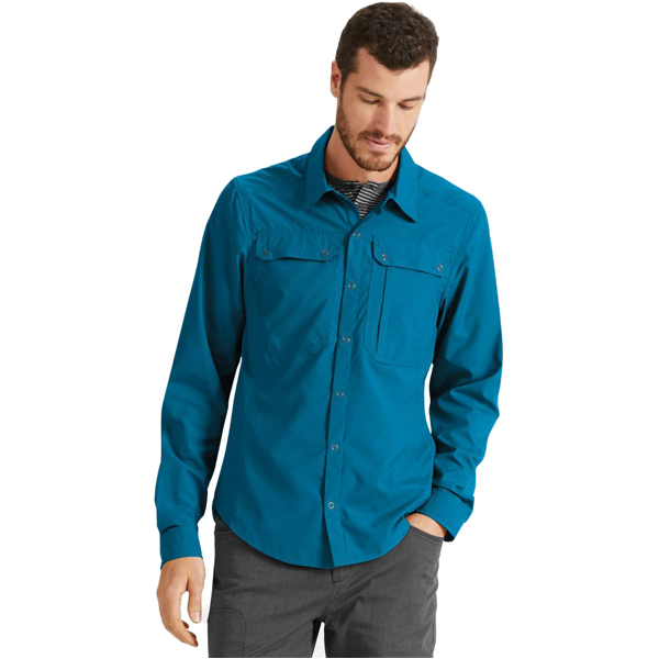 EarthHero - Men's Slight Fishing Shirt - Nomad