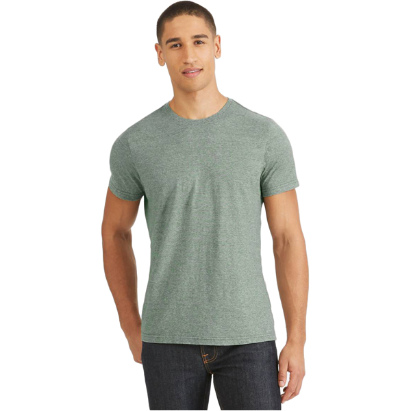 EarthHero - Men's Kanab T-Shirt - Balsam Heather
