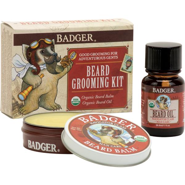 EarthHero - Badger Beard Grooming Kit 1