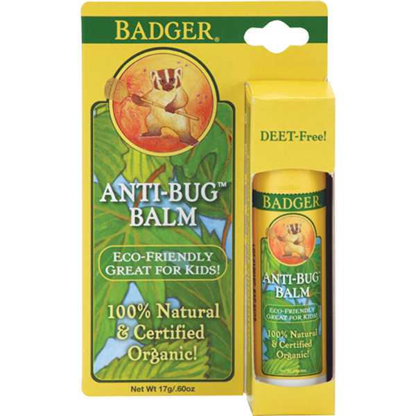 EarthHero - Badger Bug Repellent Balm .6oz