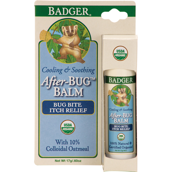 EarthHero - Badger After-Bug Balm Anti Itch Cream .6oz