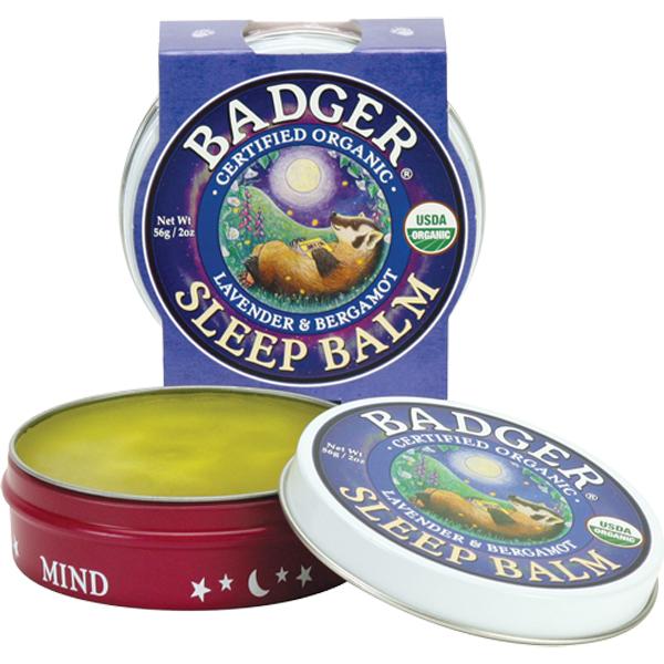 EarthHero - Badger Balm Sleep Balm 2oz