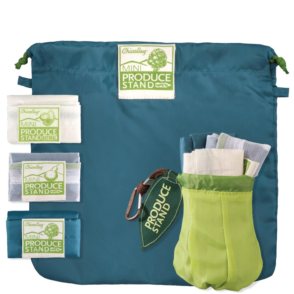 EarthHero - Mini Pear Starter Kit Produce Bags (3pk) - 1