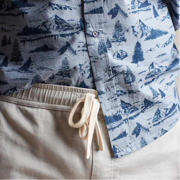 EarthHero - Spence Drawstring Shorts 4