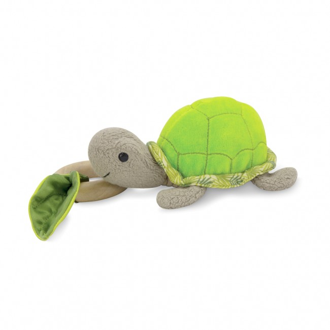 EarthHero - Turtle Crawling Critter Teething Toy  1