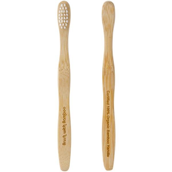 EarthHero - Kids Bamboo Toothbrush - 2pk - 2