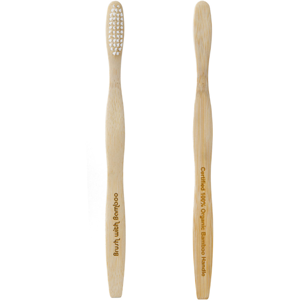 EarthHero - Adult Bamboo Toothbrush - 2pk - 2
