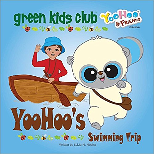 EarthHero - YooHoo's Swimming Trip - Children's Book