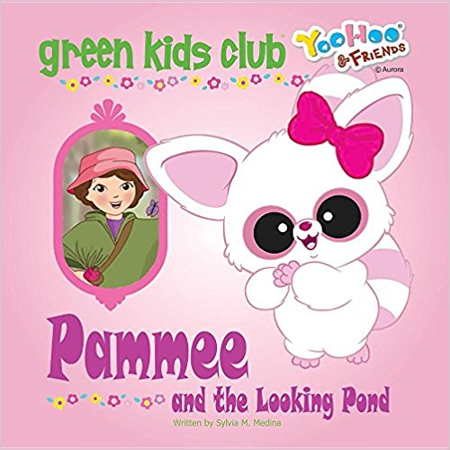 EarthHero - Pammee and the Looking Pond - Children's Book