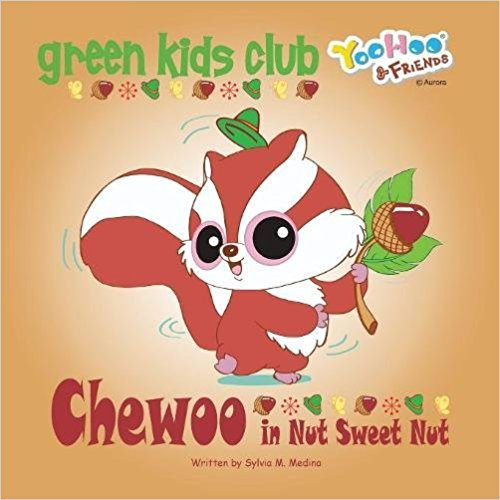 EarthHero - Chewoo in Nut Sweet Nut - Children's Book
