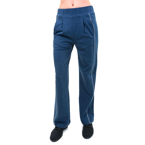 EarthHero - Zaya Athleisure Jogger - Blue Heather - Large