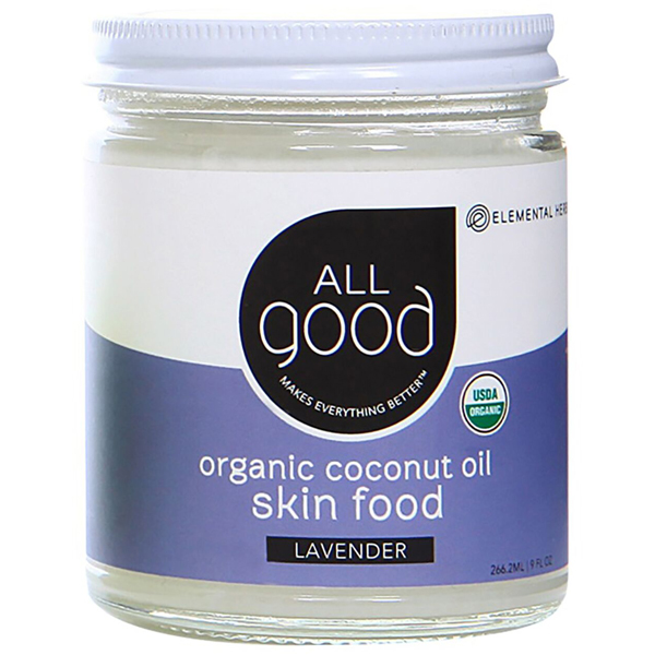 EarthHero - Lavender Organic Coconut Oil Skin Food