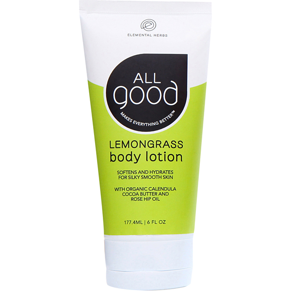EarthHero - Lemongrass Organic Body Lotion