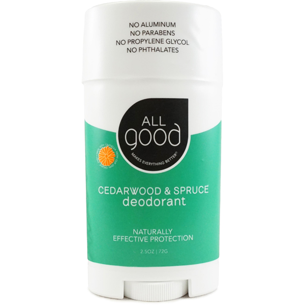 EarthHero - Cedarwood & Spruce Natural Deodorant