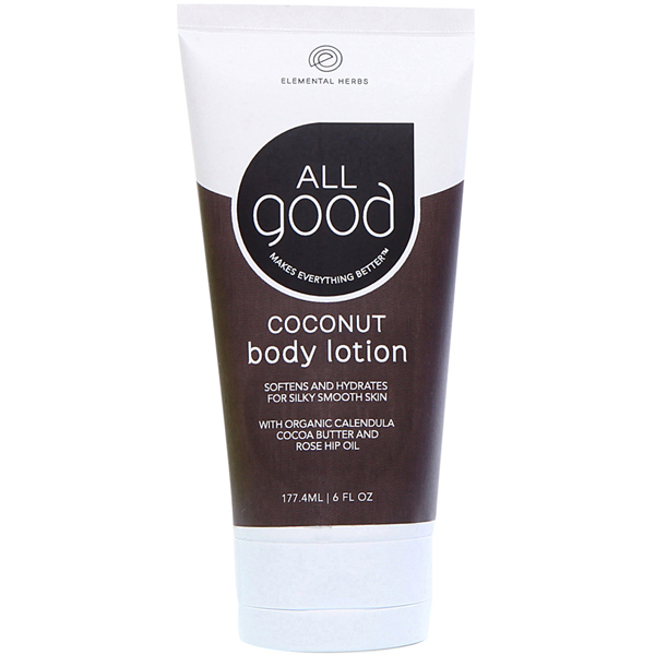 EarthHero - Coconut Organic Body Lotion