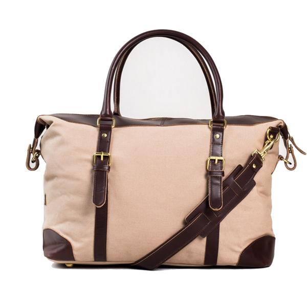 EarthHero - Trafford Weekender Duffle Bag - 1