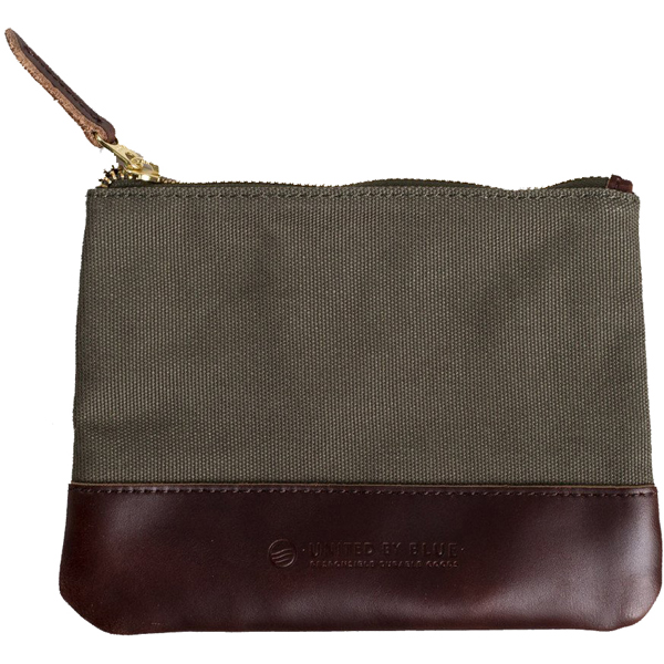 EarthHero - Mini Travel Pouch - Olive