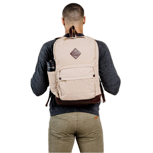 EarthHero - Hudderton Laptop Backpack - 2