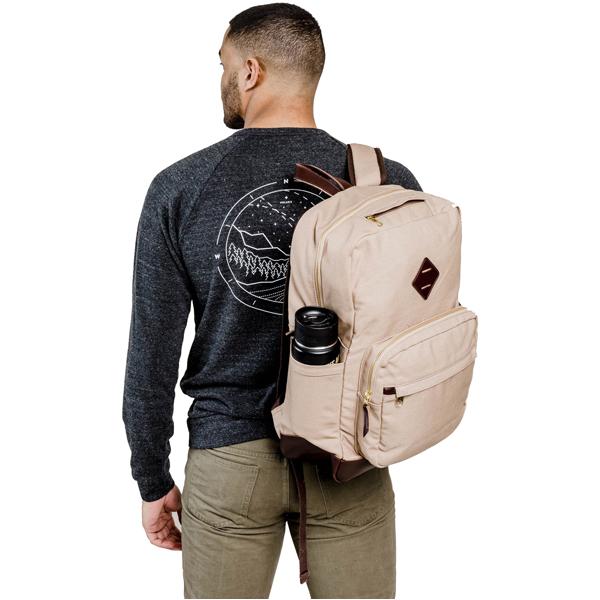EarthHero - Hudderton Laptop Backpack - 3