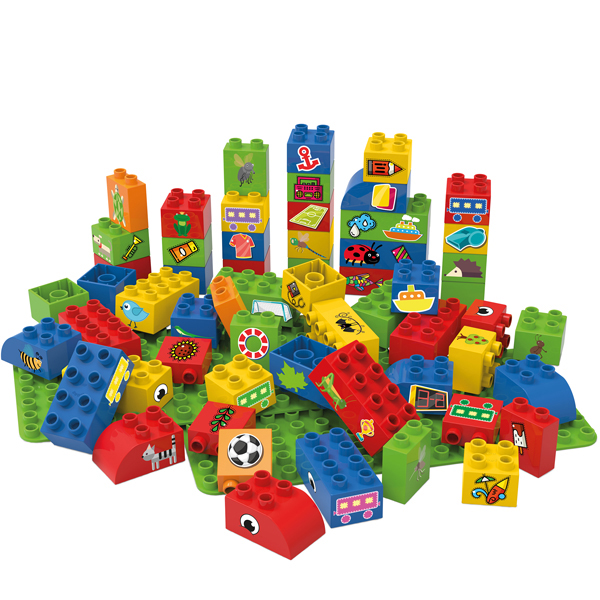 EarthHero - Biobased Building Blocks and Base - Green - 1