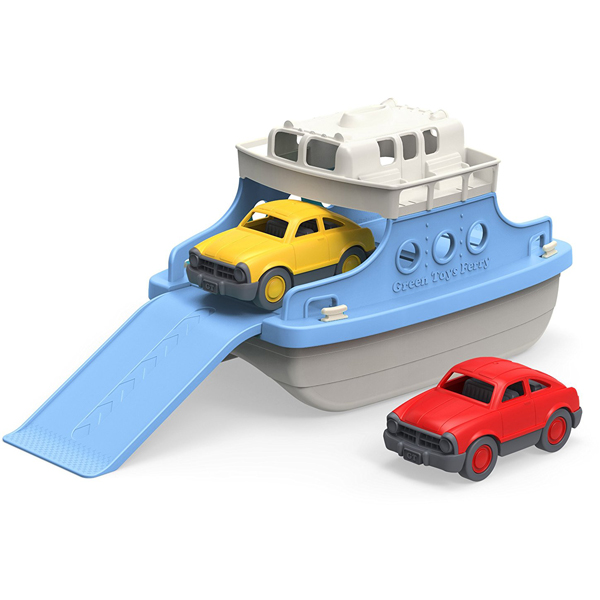 EarthHero - Ferry Boat Bath Toy Set - 1