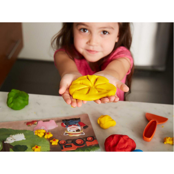 EarthHero - Tool Essentials Organic Playdough Set - 4