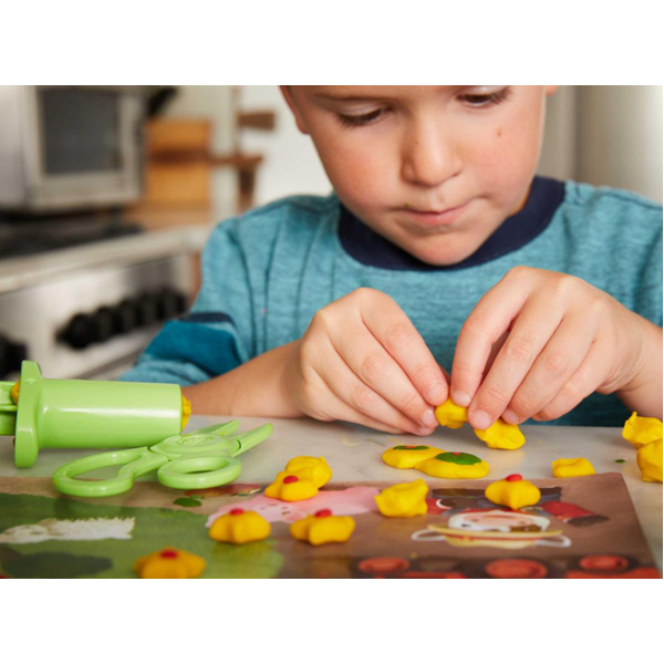 EarthHero - Tool Essentials Organic Playdough Set - 5