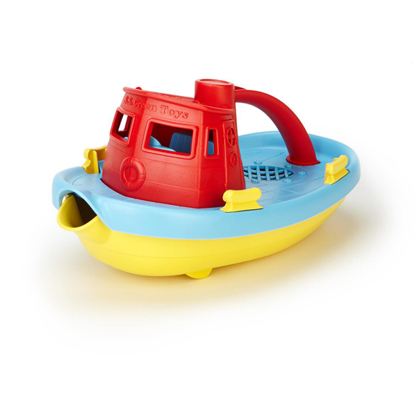 EarthHero - Tug Boat Bath Toy - 1