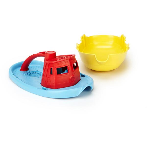 EarthHero - Tug Boat Bath Toy - 2