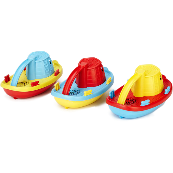 EarthHero - Tug Boat Bath Toy - 3