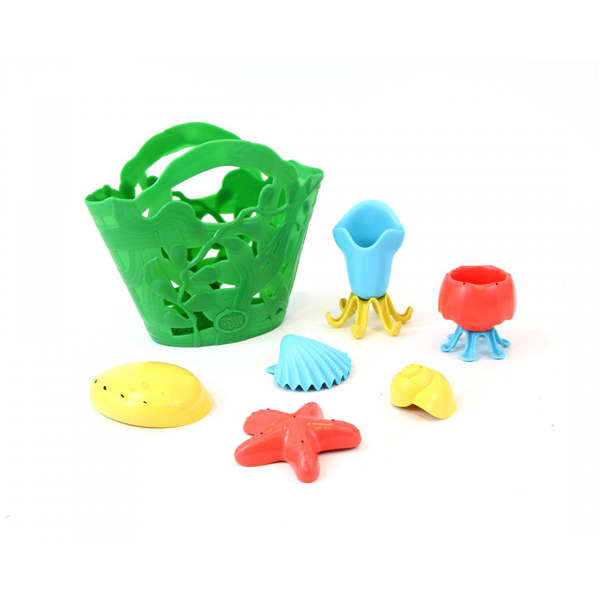EarthHero - Tide Pool Bath Toy Set - 1