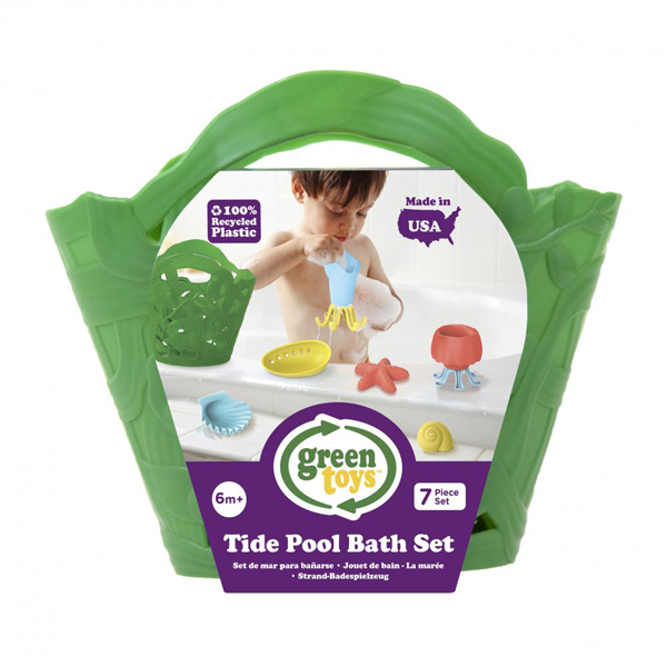 EarthHero - Tide Pool Bath Toy Set - 2
