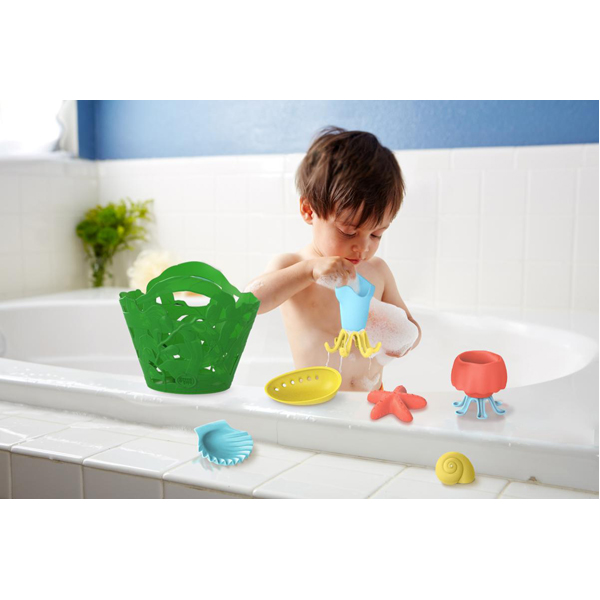EarthHero - Tide Pool Bath Toy Set - 3