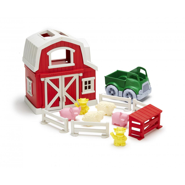 EarthHero - Farm Toys Playset - 1