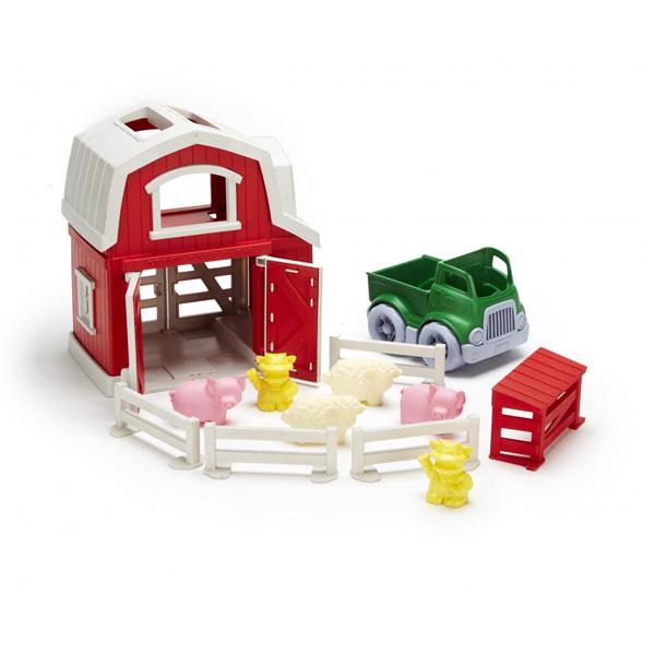 EarthHero - Farm Toys Playset - 2