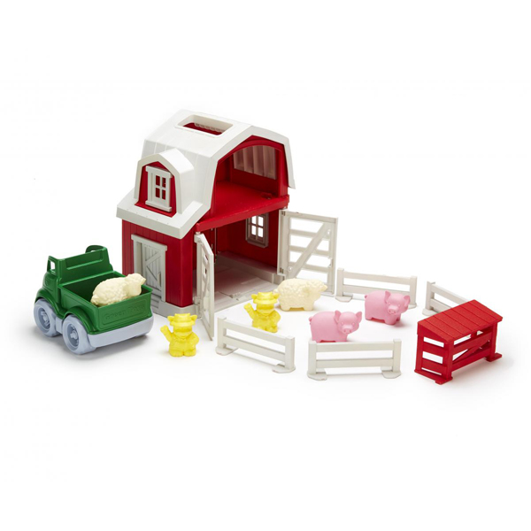 EarthHero - Farm Toys Playset - 3
