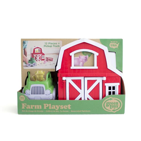 EarthHero - Farm Toys Playset - 4