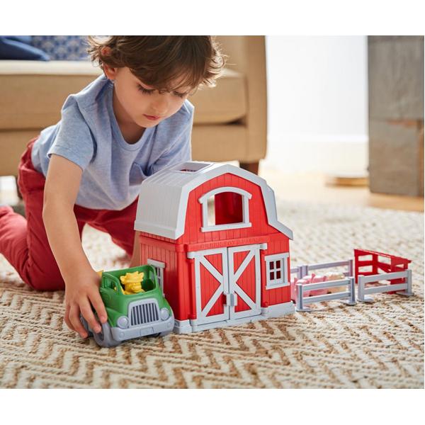 EarthHero - Farm Toys Playset - 5
