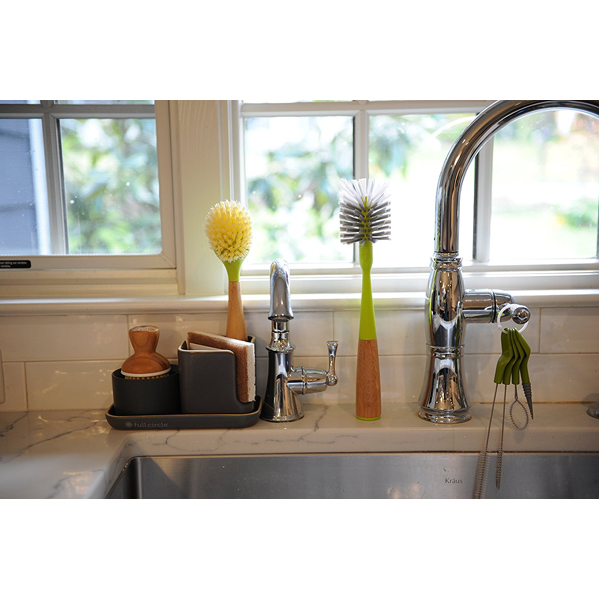 Stash Ceramic Sink Caddy Full Circle Home Earthhero