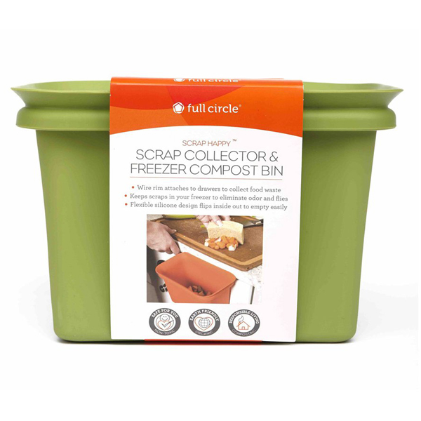 EarthHero - Scrap Happy Kitchen Compost Bin 1