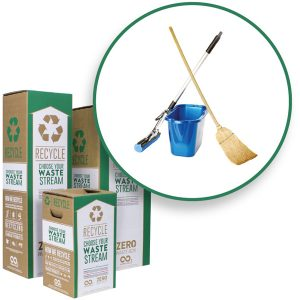 EarthHero - TerraCycle Cleaning Supplies & Accessories Zero Waste Box 1