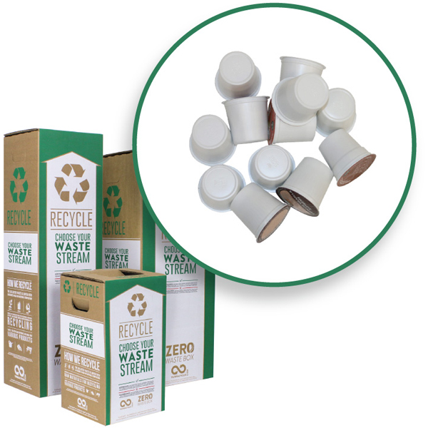 EarthHero - TerraCycle Coffee Capsules Zero Waste Box 1