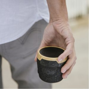 House of Marley Chant Bluetooth Speaker | Upcycled & Recycled Products | EarthHero.com