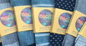 Osom Socks | Upcycled & Recycled Products | EarthHero.com