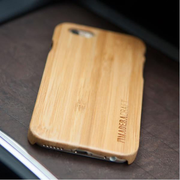 EarthHero - Bamboo Wooden Phone Case - 5